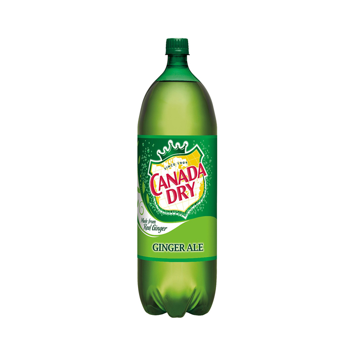Canada dry 1l