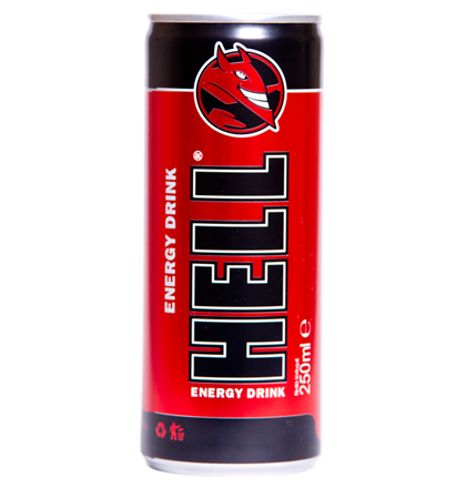 Hell Energy 0,25l